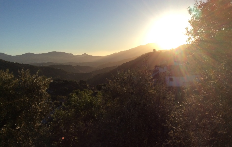 andalucia cycling holiday